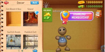 Kick The Buddy Mod APK Latest Version V1.0.6 (Unlimited Money) Game Hack Gold Everything All Items Unlocked Forever Free Download For Android