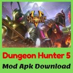 Dungeon Hunter 5 Mod Apk- RPG Game (dh5) Mod (Unlimited Gems/Gold/Money, Hack, Offline) Latest Version Free Download For Android