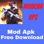 Modern Ops Mod Apk Latest Version Hack [Unlimited Money/Gold, Mod Menu, Cheat, Online FPS, Gold Generator, OBB] Free Download For Android